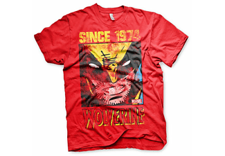 Wolverine T-Shirt Since 1974 M