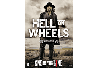 Hell on Wheels - Seizoen 5 Deel 2 - DVD