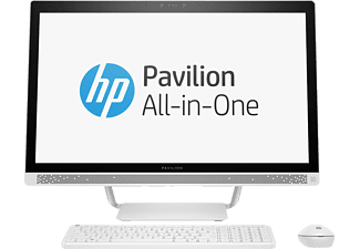 All in One - HP 24-B225NS i7-7700T, 8 GB RAM, GeForce 930MX, 128GB SSD + 1TB HDD, 23.8 Pulgadas