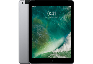 "APPLE iPad 9.7"" Wi-Fi + Cellular 32 GB Space grau (MP1J2FD/A)"