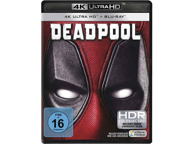 Deadpool [4K Ultra HD Blu-ray]
