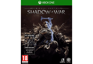 Middle-earth: Shadow of War NL/FR Xbox One