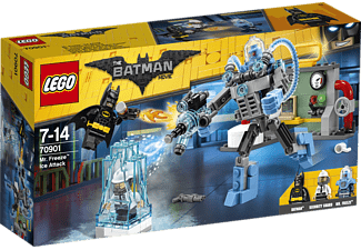 LEGO Mr. Freeze™ Eisattacke (70901) Bausatz