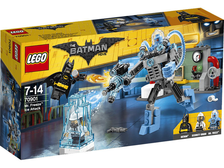 LEGO  Mr. Freeze™ Eisattacke (70901) Bausatz | 05702015870474
