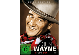 John Wayne 4 Filme Box (Duke Edition) - (DVD)