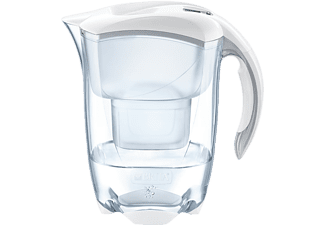 BRITA Carafe filtrante Fill & Enjoy Elemaris Cool White 2.4 l (1024026)