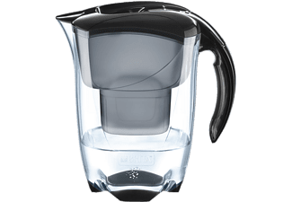 BRITA Carafe filtrante Fill & Enjoy Elemaris Cool Black 2.4 l (1024027)