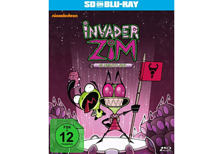 Invader ZIM - die komplette Serie (SD on Blu-ray) - (Blu-ray)