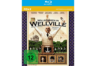 Willkommen in Wellville (The Road to Wellville) - Remastered Edition - (Blu-ray)