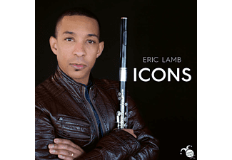 Eric Lamb - Icons - (CD)