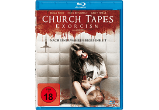 Church Tapes-Exorcism - (Blu-ray)