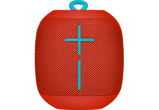 LOGITECH Ultimate Ears Wonderboom bluetooth hangfal, piros