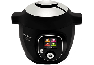 MOULINEX Multicooker Cookeo Connect (CE855800)