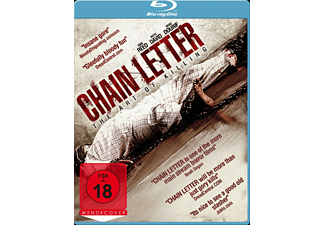 Chain Letter - (Blu-ray)