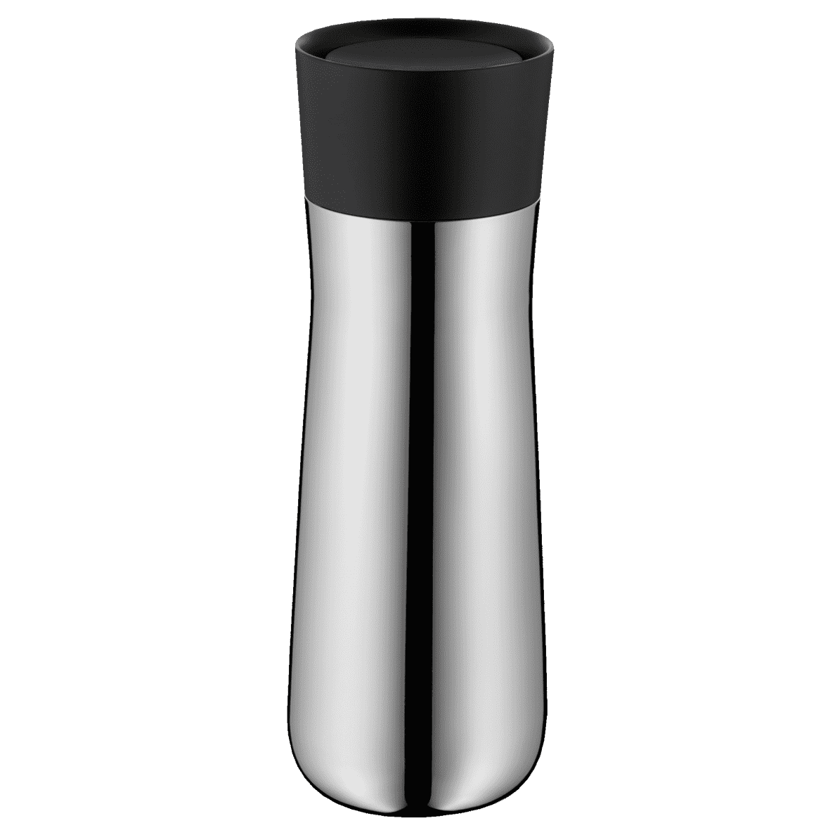 WMF  06.9072.6040 Tea & Coffee Thermobecher in Silber | 04000530695895