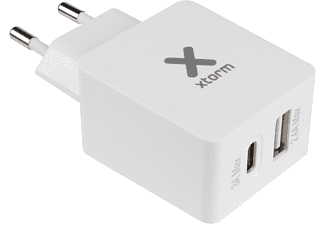 XTORM AC ADAPTER USB + USB C