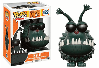 Despicable Me 3 Pop! Vinyl Figur Kyle 422 bunt,au