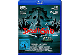 Death Ship - Verflucht in alle Ewigkeit - (Blu-ray)