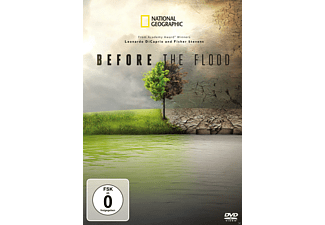 Before The Flood - (DVD)