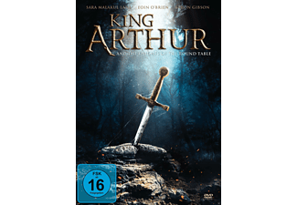 King Arthur and the Knights of the Roundtable - (DVD)