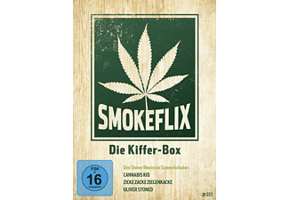 Smokeflix - Die Kiffer-Box - (DVD)