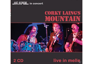 Corky Laing's Mountain - Live In Melle - (CD)