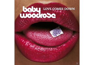 Baby Woodrose - Love Comes Down (Purple Vinyl) - (Vinyl)