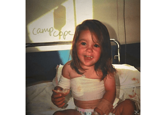Camp Cope - Camp Cope (LTD Mint Green Vinyl) - (LP + Download)