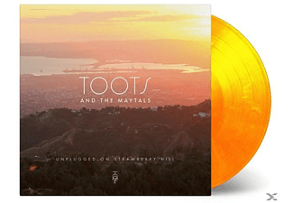 Toots & The Maytals - Unplugged On Strawberry Hill (LTD Sun Colored) - (Vinyl)