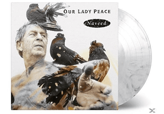Our Lady Peace - Naveed (LTD Transparent Mixed+Swirl Black Vinyl) - (Vinyl)