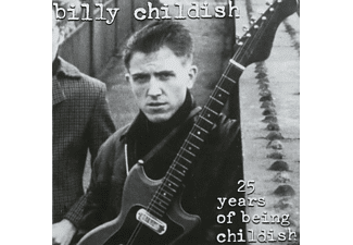Billy Childish - 25 Years Of Being Childish - (CD)