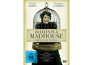 10 Days in a Madhouse - Undercover in der Psychiatrie - (DVD)