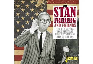 Stan Freberg & Friends - The Old Payola Roll Blues - (CD)