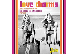 VARIOUS - Love Charms - (CD)