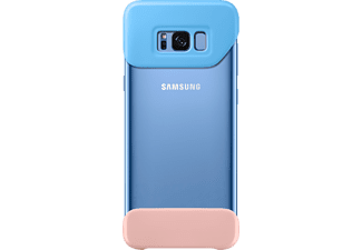 SAMSUNG 2Piece Cover Galaxy S8+ Blauw (EF-MG955CLEGWW)
