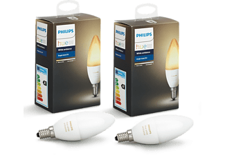 PHILIPS (LIGHT) HUE AMBIANCE 6W B39 E14 EU 2 PACK