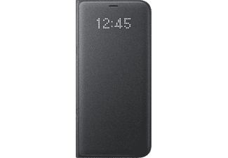 SAMSUNG LED View Cover Galaxy S8+ Zwart (EF-NG955PBEGWW)