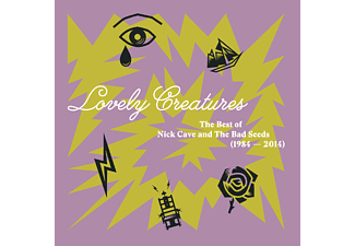 Nick Cave, The Bad Seeds - Lovely Creatures-The Best of...(1984-2014) - (Vinyl)