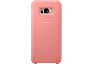 SAMSUNG Silicone Cover Galaxy S8+ Roze (EF-PG955TPEGWW)
