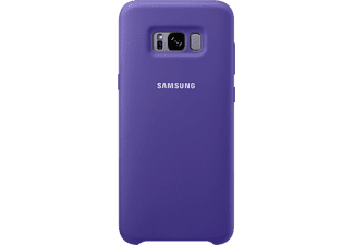 SAMSUNG Silicone Cover Galaxy S8+ Paars