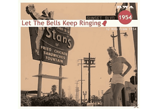 VARIOUS - Let The Bells Keep Ringing-1954 - (CD)