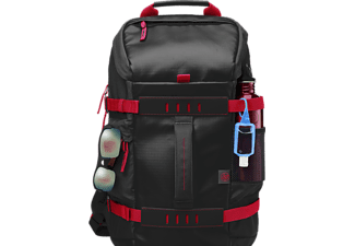 HP Sac à dos ordinateur portable 15.6 Red/Black (X0R83AA)