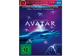 Avatar - Aufbruch Nach Pandora Collector's Edition - Pro 7 Blockbuster Action Blu-ray