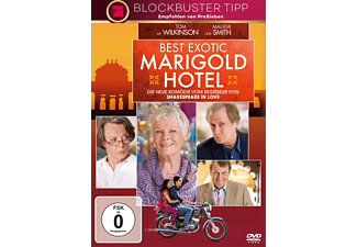 Best Exotic Marigold Hotel - (DVD)