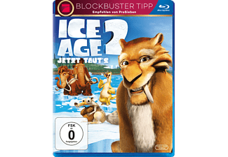 Ice Age 2 - Jetzt taut's (Hollywood Collection) - (Blu-ray)