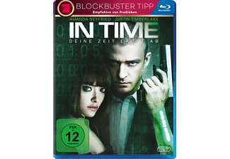 In Time - Deine Zeit läuft ab - Pro 7 Blockbuster Action Blu-ray
