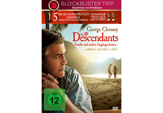 The Descendants - Familie und andere Angelegenheiten - Pro 7 Blockbuster Drama DVD