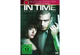 In Time - Pro 7 Blockbuster Action DVD