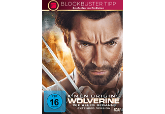 X-Men Origins – Wolverine - (DVD)