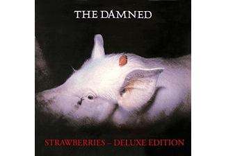 The Damned - Strawberries (CD)
